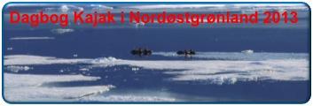 Dagbog Kajak i Nordøstgrønland 2013