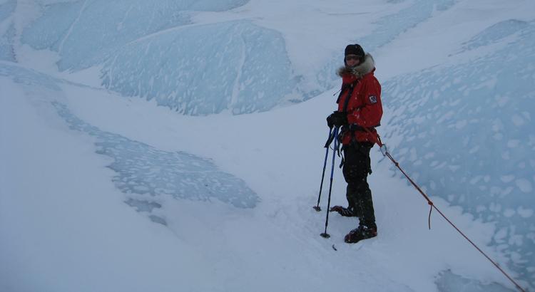 Indlandsisen, Gustav Tøstesen artikler fra Hold 2009
