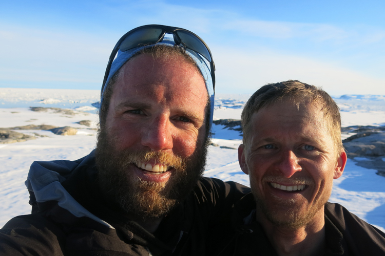 Indlandsisen, Thomas Kjerstein artikler fra Hold 2014